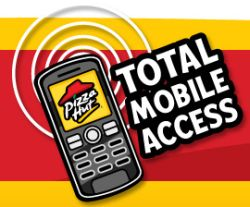 PizzaHut mobile
