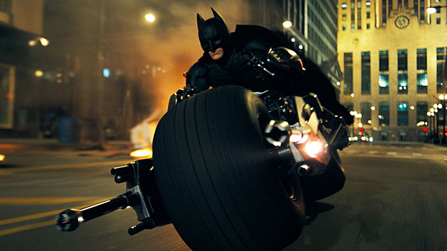 Bat Pod