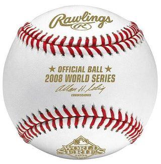 World series ball