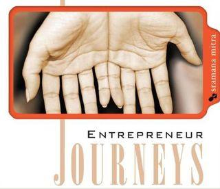 Entrepreneur journeys