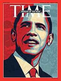 Time 2008 Person of the Year