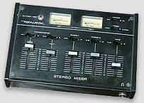 Tandy DJ Mixer