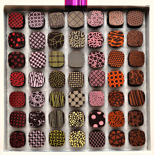 Krigsman Chocolate Art