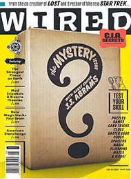 Wired Mystery Issue