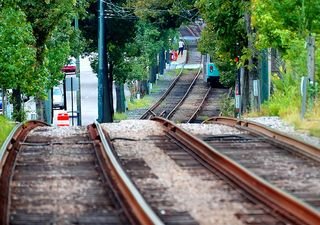 Krigsman Trolley Tracks
