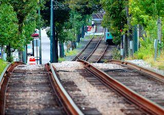 Krigsman Trolley Tracks