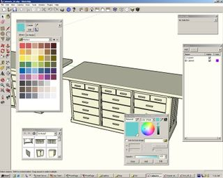 Sketchup_woodworking