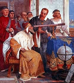 Galileo telescope venice