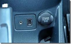 Ford fiesta USB