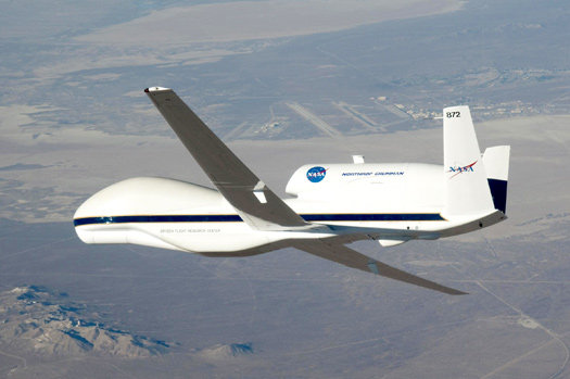 NASA Weather UAV