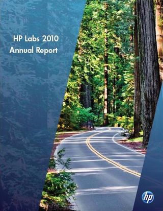 HP Labs annual report