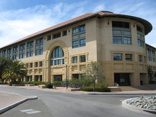 Stanford U Computer Science Building