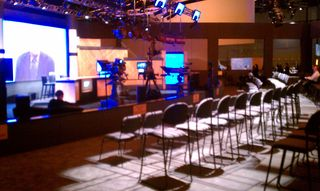 Sapphire TV room