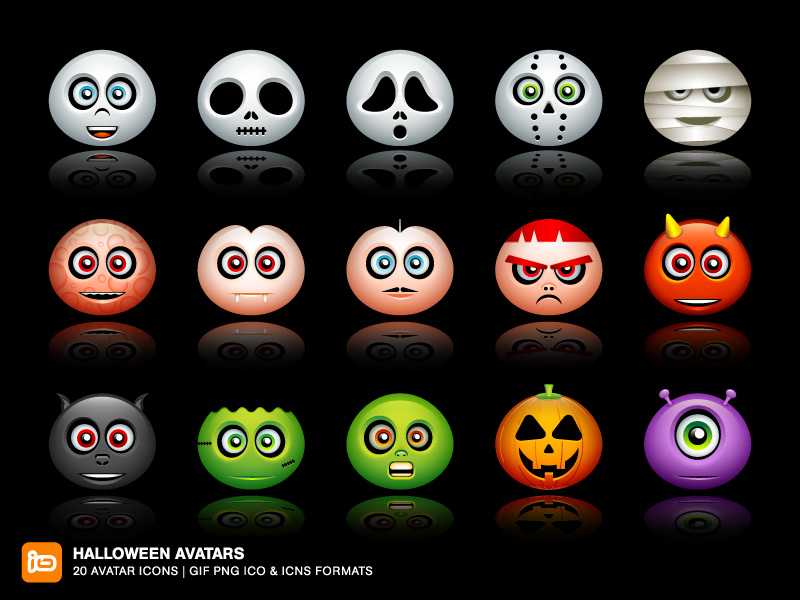 Halloween_Avatars_by_deleket