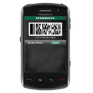 Starbucks mobile