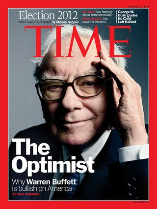 Time Warren Buffett