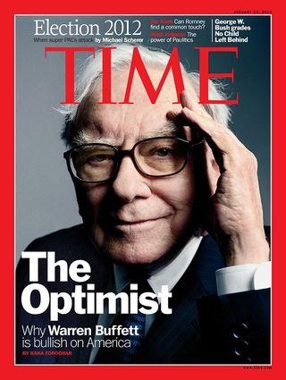 Time Warren Buffett