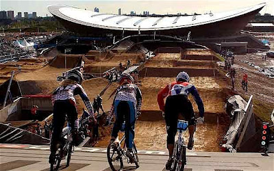 London Olympics 2012 Cycling - BMX