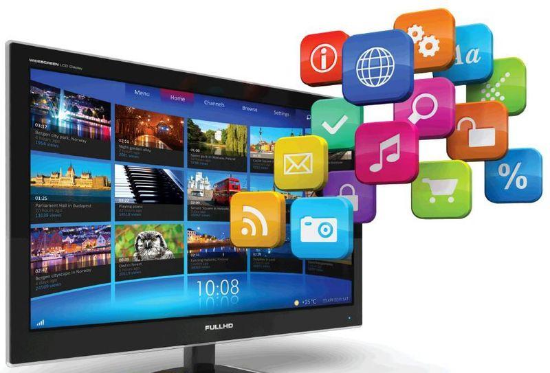 TV electronic house