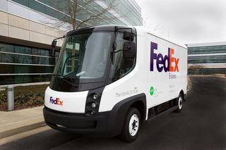 FedEx EV