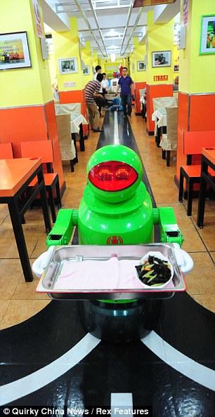 Restaurant Robot