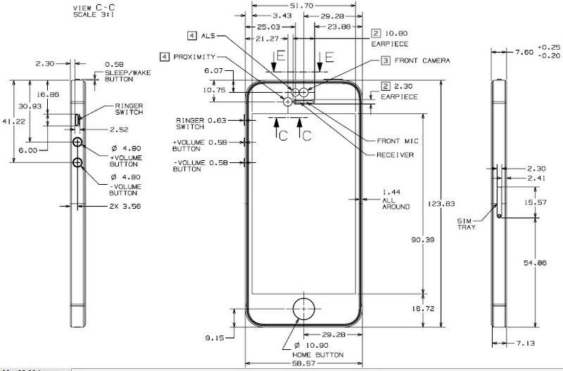 IPhone 5 Third Angle