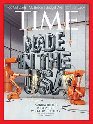 Time US Manufacturing