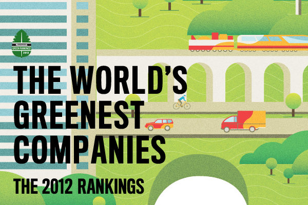 Newsweek Green rankings