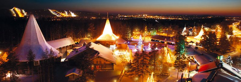 Santa Village