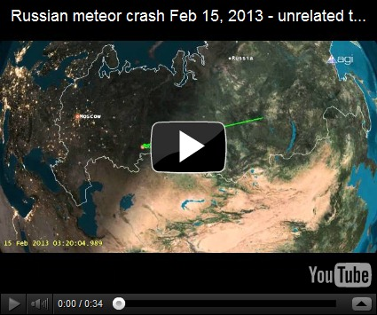 asteroid that hit russia 2017 - photo #27