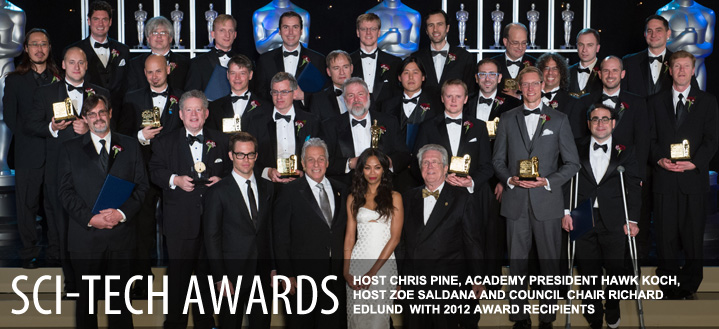 Oscars science and  tech