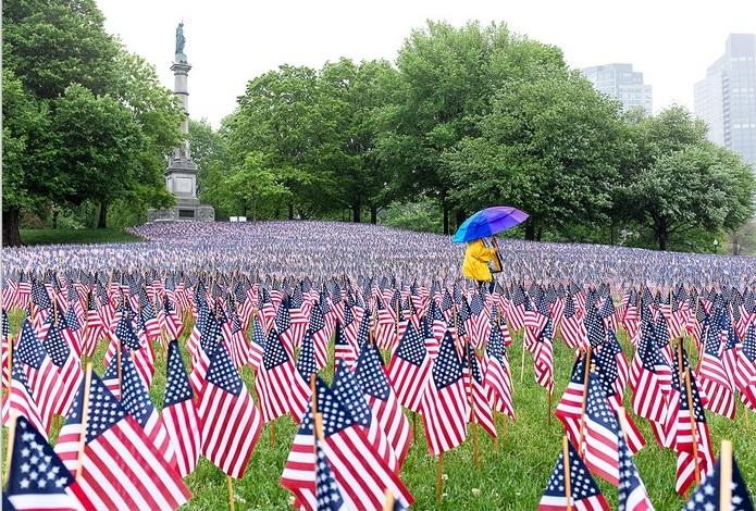Krigsman Memorial Day