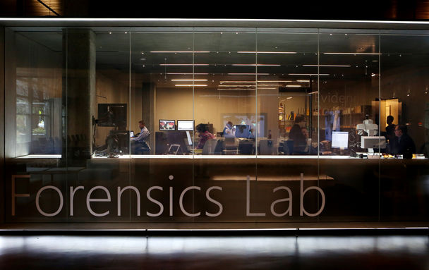Microsoft forensics