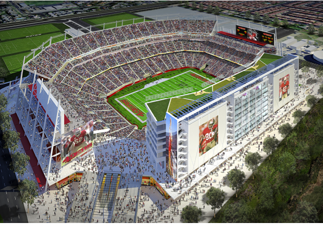 SF Levis Stadium