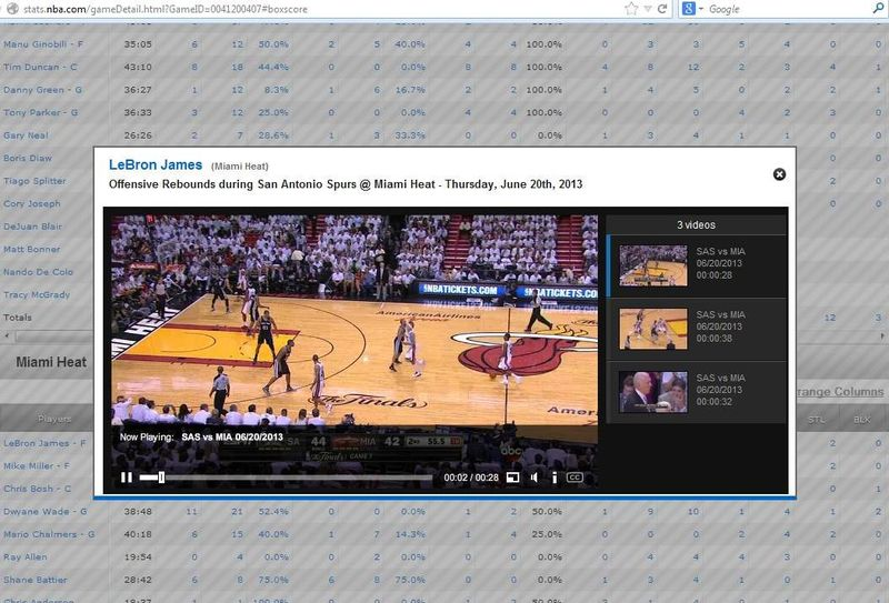 NBA HANA