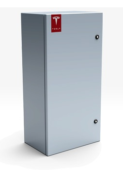 Tesla battery-storage-unit