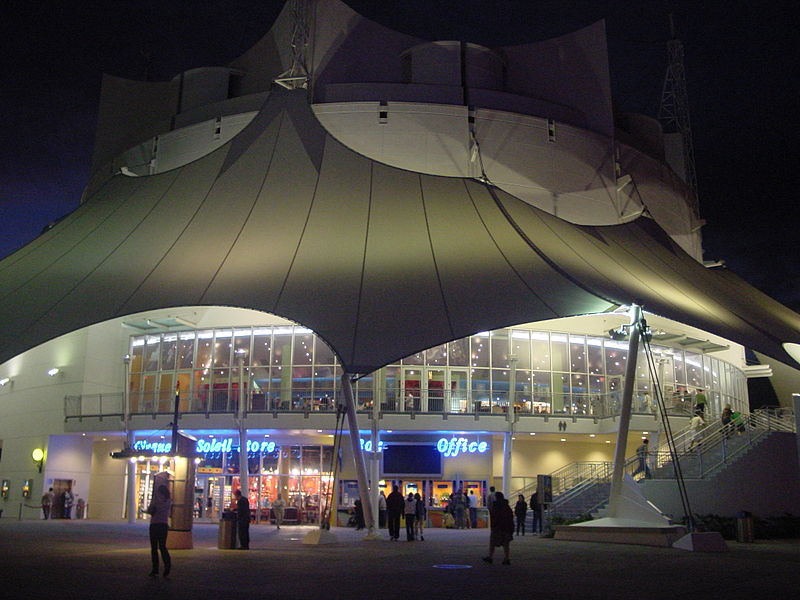 Cirque Theatre