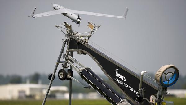 Conoco drone