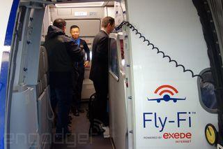 Jetblue fly-fi logo