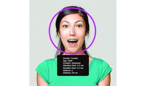 Facial Recognition Reebok Cara