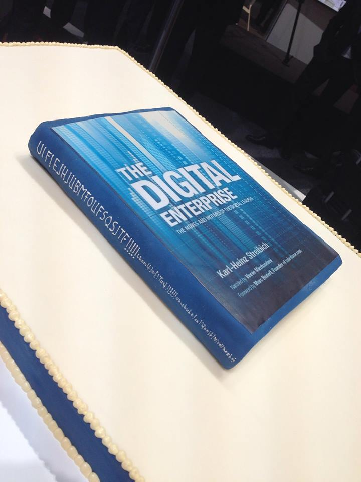 Digital Enterprise cake
