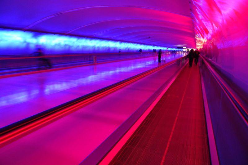 DTW - Detroit Airport