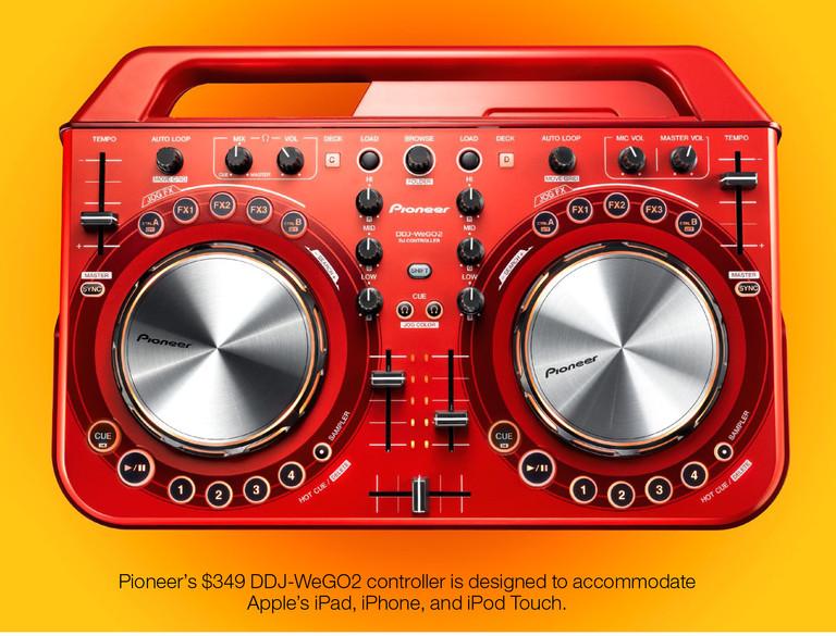 Pioneer Boogie
