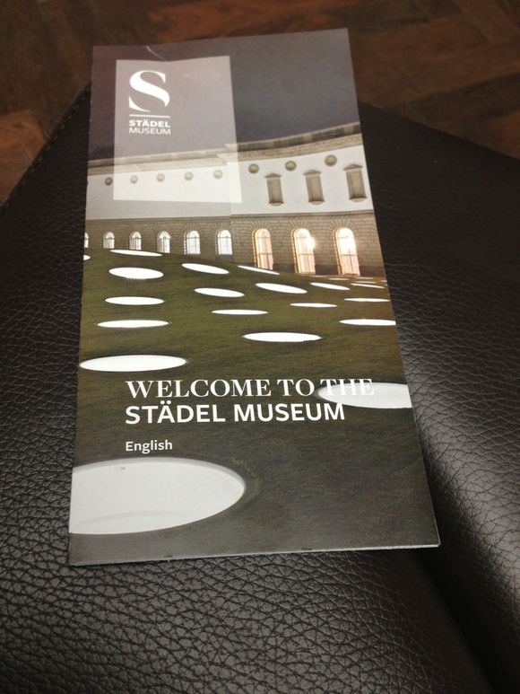 Städel museum in the flesh