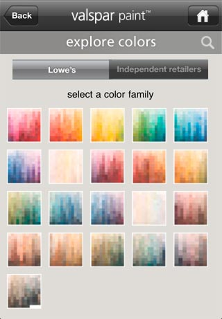 Lowes color software