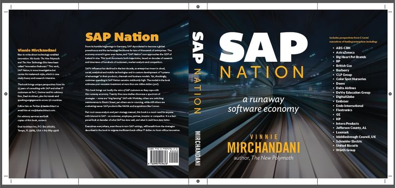 SAP Nation cover