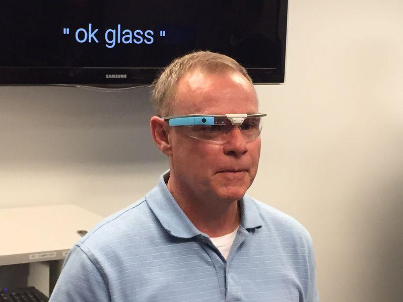Plex Google Glass