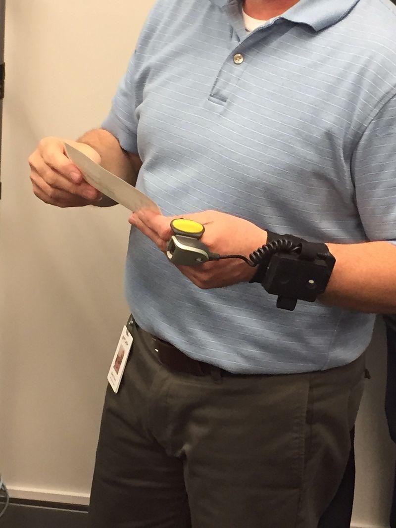 Plex Ring Scanner