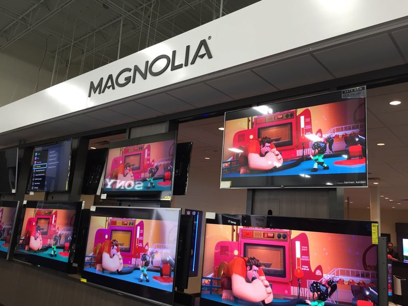 Best Buy Magnolia