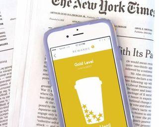 Starbucks NYT